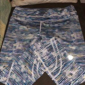 Lululemon cropped leggings! Size 8!